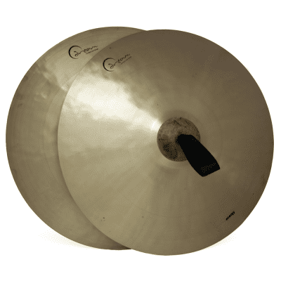 """Dream Cymbals 22"""" Energy Series Orchestral Crash Cymbals (Pair)"""