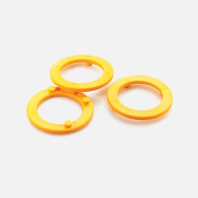 Yellowtec YT3246 Yellow Spacer Polybag / packing unit 10