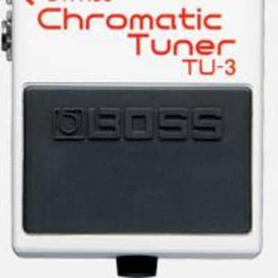 Boss Chromatic Tuner TU-3 for sale