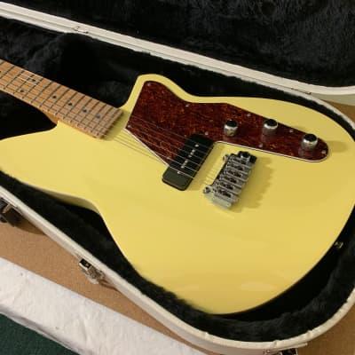 bfd8f19734 Reverend Matt West Signature Powder Yellow w/ Case
