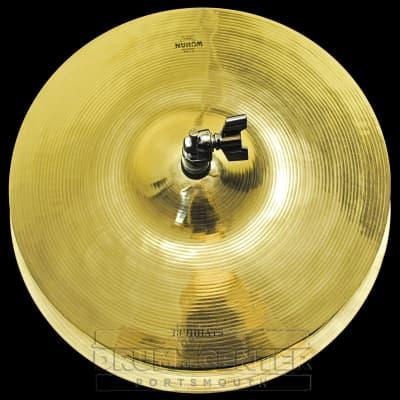 "Wuhan Hi Hat Cymbals 13"""