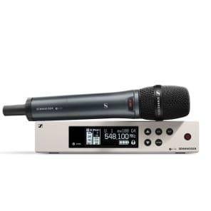 Sennheiser EW 100 G4-835-S Wireless Handheld Microphone System (Band A, 516-558 MHz)