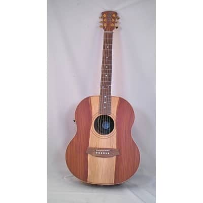 Cole Clark LL 2 E RDBL Little Lady Redwood / Blackwood for sale