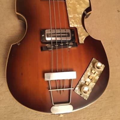 Hofner 500/1 1967 Sunburst