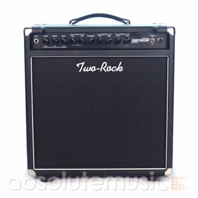 Two Rock Sensor 35 Guitar Combo Amplifier 1 x 12 with Cover and Footswitch for sale