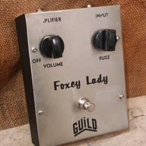 Guild Foxey Lady 2-Knob Fuzz