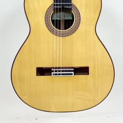 Guitare Classique Exception  Luthier Sanchis Lopez Solea Palo Santo + Etui for sale