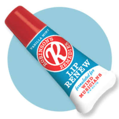 Robinson's Remedies Lip Renew Squeeze Tube 15mL