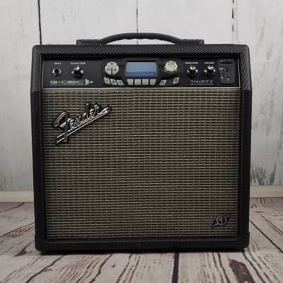 "Fender G-DEC 3 Thirty Guitar Digital Entertainment Center 30-Watt 1x10"" Guitar Practice Amp 2010 - 2012"