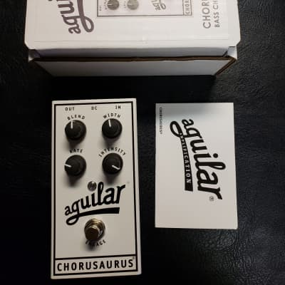 Aguilar Chorusaurus New Condition! for sale