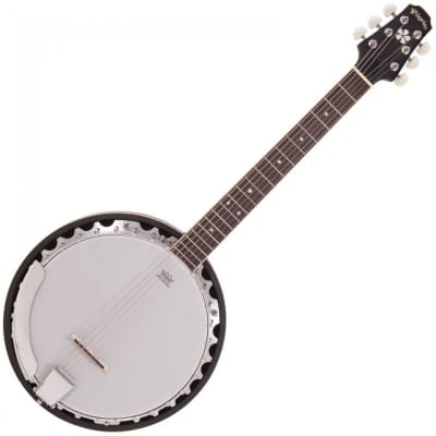 Pilgrim Progress Series VPBG26 6 String Guitar Banjo for sale