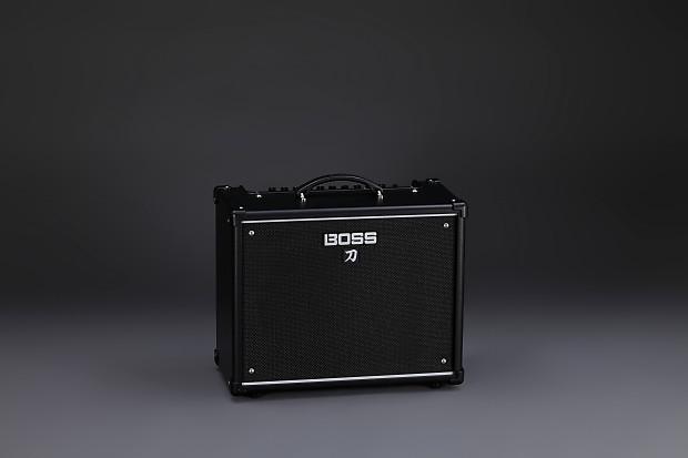 boss ktn 50 katana 50 1x12 guitar amplifier boss reverb. Black Bedroom Furniture Sets. Home Design Ideas