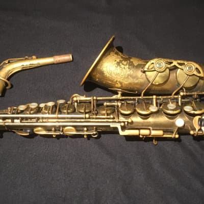 Selmer Mark VI Alto Saxophone 1965