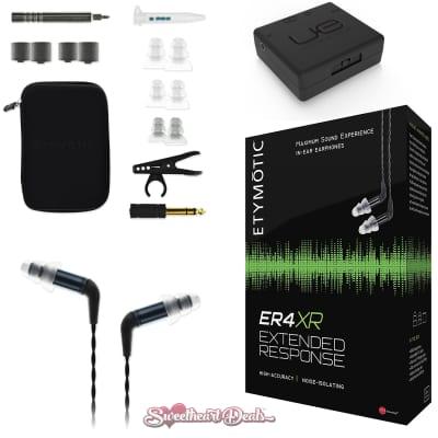 Ultimate Ears Sound Guard + Etymotic ER4XR Extended Range Ear Buds Bundle