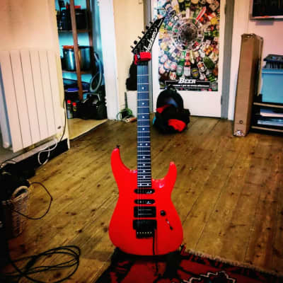 Jackson  Fusion 1992 Ferrari Red for sale