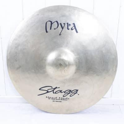 Stagg Myra 20'' Rock Ride Brilliant