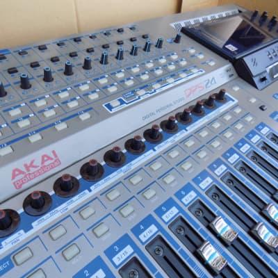 Akai Pro 24-track Digital Studio Workstation with 60GB Hard Drive and CD/RW - DPS24 - Used