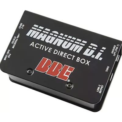 [Freebudmusic] BBE Magnum Active Direct Box