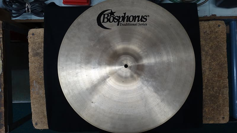 bosphorus 20 traditional series thin ride cymbal made reverb. Black Bedroom Furniture Sets. Home Design Ideas