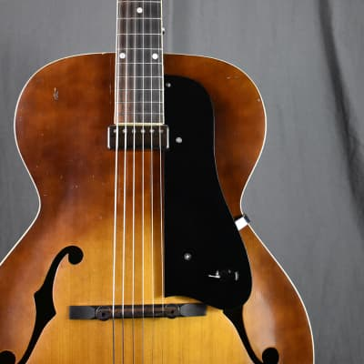 Baxendale 60's Airline Archtop Conversion for sale