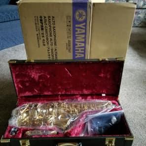 Yamaha YAS-575AL Allegro Soprano Saxophone