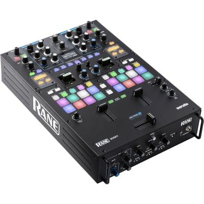 Rane SEVENTY 2 Channel Battle Mixer For Serato DJ