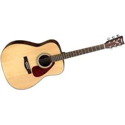 Yamaha F325D Solid Top Acoustic Guitar - Natural