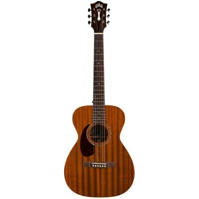 Guild Westerly M-120LE Acoustic-Electric Guitar - Natural, Left for sale