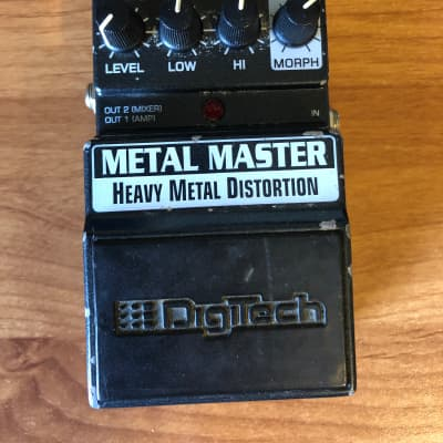 Digitech Metal Master Distortion for sale