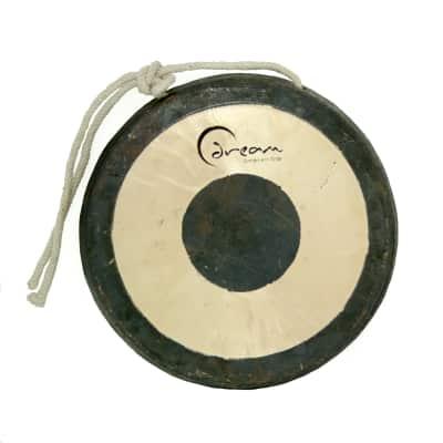 "Dream Cymbals 6"" Chau Series Black Dot Gong"