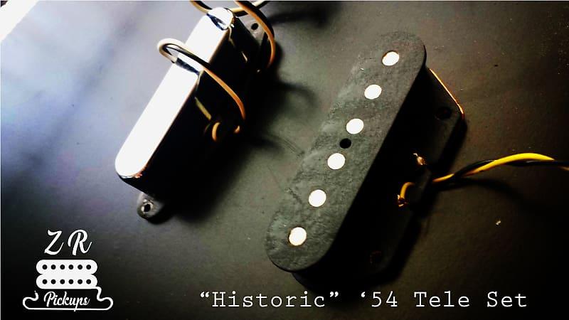 historic mid 39 54 tele 39 set small reverb. Black Bedroom Furniture Sets. Home Design Ideas