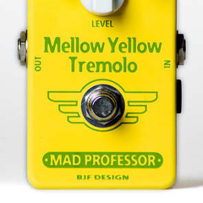 Mad Professor Mellow Yellow Tremolo - Mad Professor Mellow Yellow Tremolo for sale