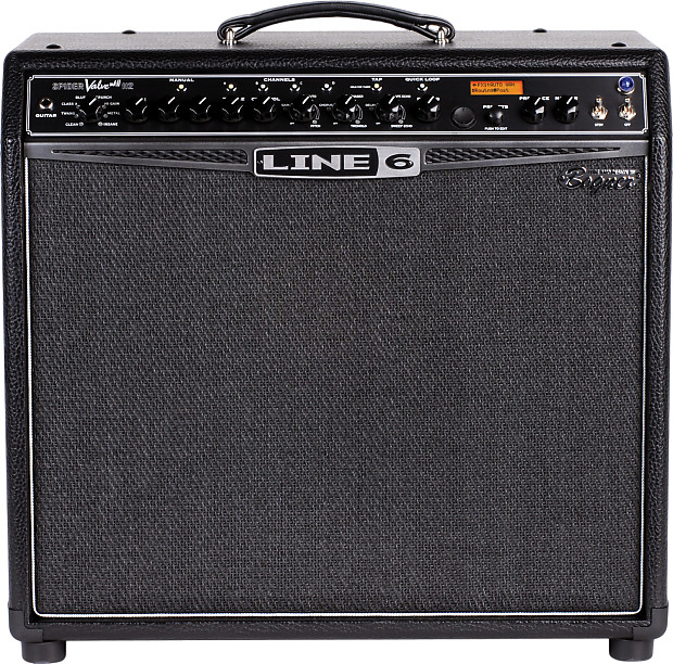line 6 spider valve 212 mki 2x12 guitar combo amp reverb. Black Bedroom Furniture Sets. Home Design Ideas