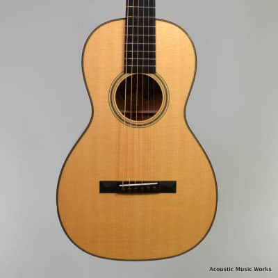 Collings Parlor 1T, Traditional Model, Sitka, Mahogany