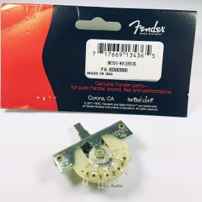 Genuine Fender CRL Lever 5-Way Strat Guitar Pickup Selector Switch