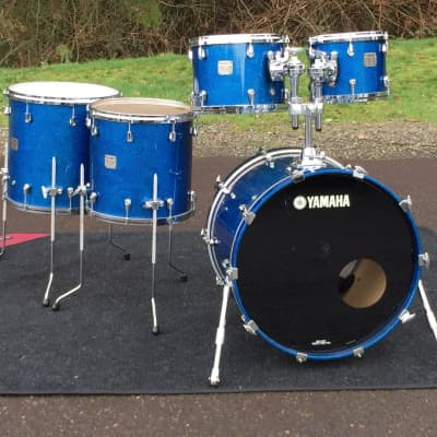 Yamaha Maple Custom Absolute Nouveau Drum Set