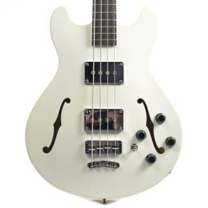 Warwick German Pro Series GPS StarBass 4-String Semi-Hollow Bass Cream