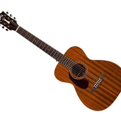 Guild M-120L Concert Left-Handed Natural Acoustic Guitar for sale