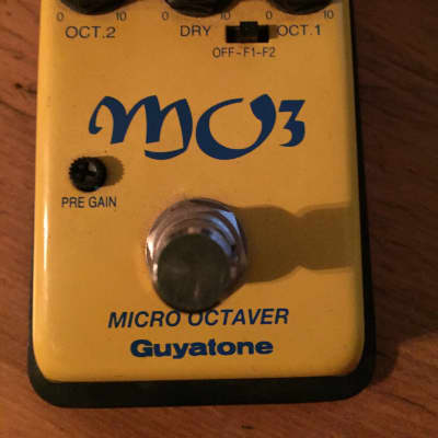 Guyatone Mo3 Micro Octaver for sale