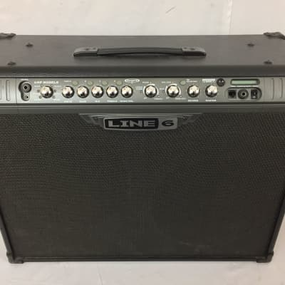 Line 6 Spider 3 150 2X12 Combo Solid State Guitar Amplifier image