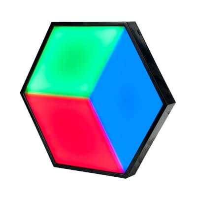 American DJ 3DV222 3D Vision Plus Hexagonal LED Panel w/3D