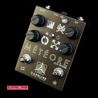 Caroline Guitar Company Meteore Lo-Fi Reverb Pedal for sale