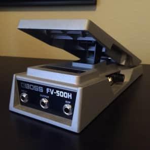 Boss FV-500H Volume Pedal