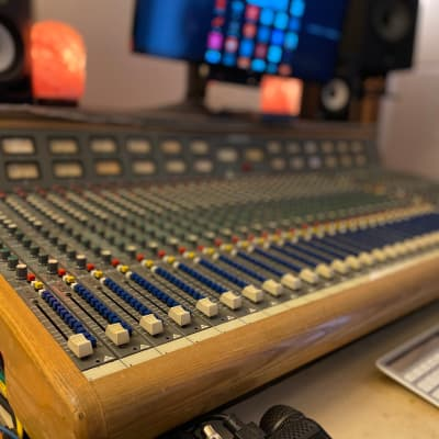 Modded Trident 65 - 28/24/2 - Mixing and Recording Console