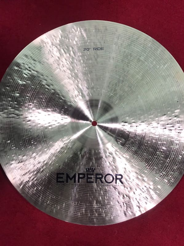 20 classic series ride cymbal by emperor cymbals new reverb. Black Bedroom Furniture Sets. Home Design Ideas
