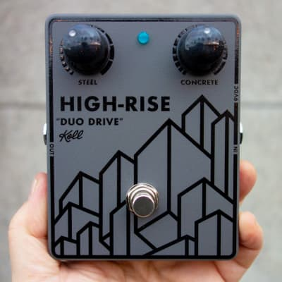 Koll High-Rise Overdrive