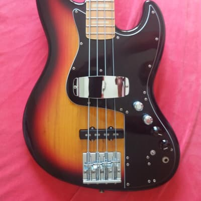 Fender Marcus Miller Artist Series Signature Jazz Bass MIJ 2007 for sale