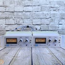 Urei LA-4 Compressor Limiter Pair 1980s Silverface image