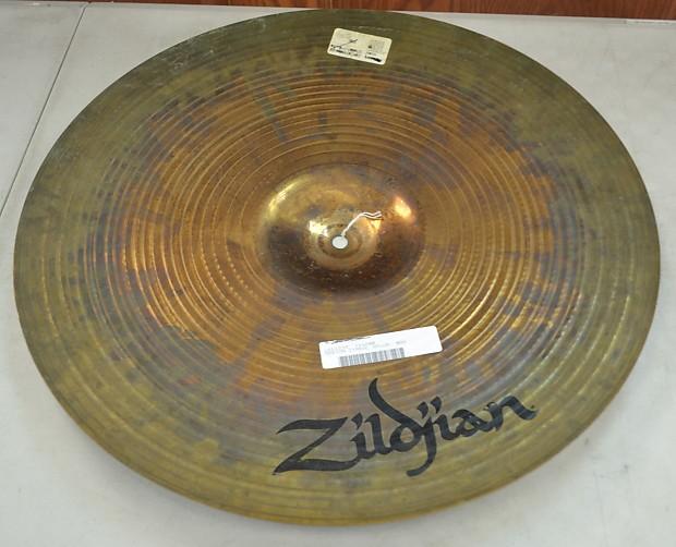 zildjian scimitar bronze rock ride 20 drum cymbal reverb. Black Bedroom Furniture Sets. Home Design Ideas