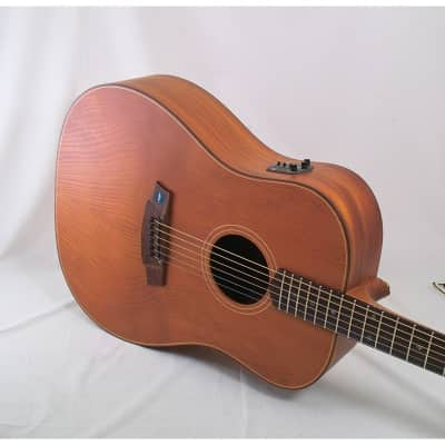 Cole Clark FL 2 E Fat Lady Redwood / Mahagoni for sale